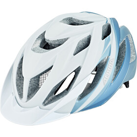 Alpina Lavarda L.E. Casco, white-lightblue